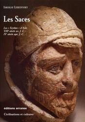 Les saces ; les nomades blancs d'asie - Intérieur - Format classique