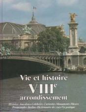 Vie hist viiie arrondissement - Couverture - Format classique