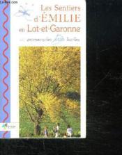 Emilie lot-et-garonne - Couverture - Format classique