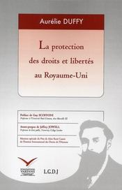 La protection des droits et libertés du Royaume-Uni - Intérieur - Format classique