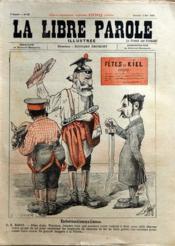 Libre Parole Illustree (La) N°95 du 04/05/1895 - Couverture - Format classique