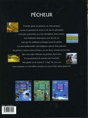 Atlas Pratique Du Pecheur - 4ème de couverture - Format classique