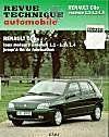 Rta 523.4 Renault Clio Es. 1.1-1.2-1.4(90/98)Fin Fab - Couverture - Format classique
