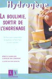 Boulimie, Sortir De L'Engrenage (La) - Intérieur - Format classique
