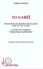 Yo Garei Interpretation Des Desordre - Couverture - Format classique