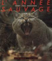 L'Annee Sauvage - Couverture - Format classique