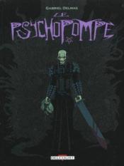 Le Psychopompe T.1 - Couverture - Format classique