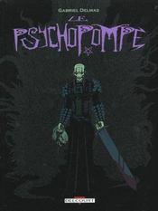 Le Psychopompe T.1 - Intérieur - Format classique