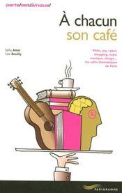 À chacun son café (édition 2007) - Intérieur - Format classique