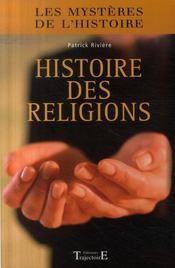 Histoire des religions - Intérieur - Format classique