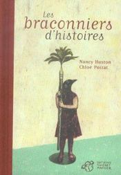 Les Braconniers D'Histoires - Intérieur - Format classique