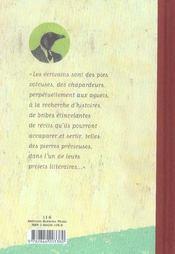 Les Braconniers D'Histoires - 4ème de couverture - Format classique