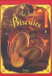La Boite A Biscuit - Intérieur - Format classique