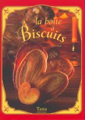 La Boite A Biscuit - Couverture - Format classique