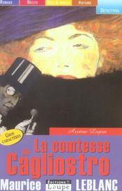La comtesse de Cagliostro - Intérieur - Format classique