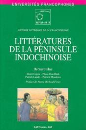 Litteratures de la peninsule indochinoise - Couverture - Format classique