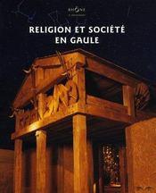 Religion et société en gaule - Intérieur - Format classique