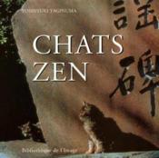 Chats Zen - Couverture - Format classique