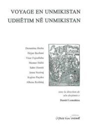 Voyage en unmikistan (bilingue albanais) - Couverture - Format classique