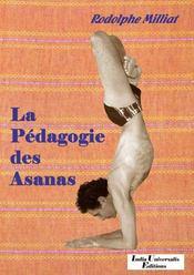 La pédagogie des Asanas - Intérieur - Format classique
