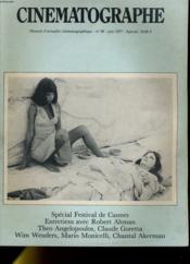 Cinematographe N°28 - Special Festival De Cannes - Couverture - Format classique