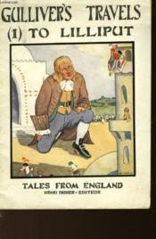 Jonathan Swift Gulliver' Travels - Part I A Voyage To Lilliput - Couverture - Format classique