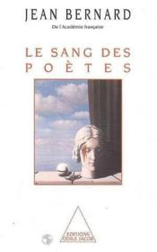 Le Sang Des Poetes - Couverture - Format classique