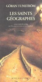 Les Saints Geographes - Intérieur - Format classique