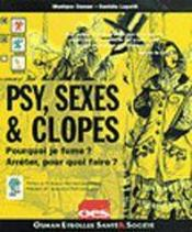 Vente  Psy Sexe And Clope  - Monique Osman - Danielle Lepetit