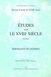 Portraits De Femmes - Intérieur - Format classique