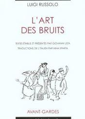 L'Art Des Bruits - Intérieur - Format classique