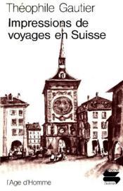 Impressions Voyages En Suisse Ps43 - Couverture - Format classique