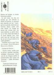 L Exode Terre Des Origines 3 - 4ème de couverture - Format classique