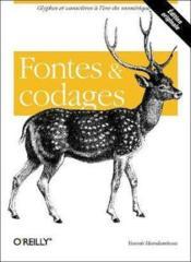Fontes Et Codages - Couverture - Format classique