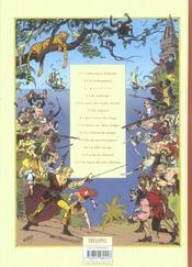Les fils de l'aventure t.1 ; l'enlèvement d'Aurore - 4ème de couverture - Format classique