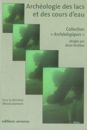 Archéologie des lacs et des cours d'eau - Intérieur - Format classique