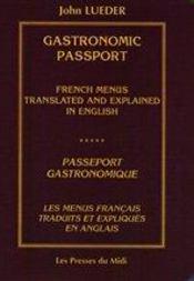 Passeport Gastronomique - Intérieur - Format classique
