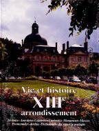 Vie et histoire du ve arrondissement - Couverture - Format classique