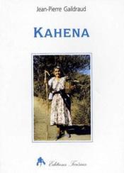 Kahena - Couverture - Format classique