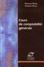 Cours De Comptabilite Generale - Couverture - Format classique