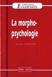 N.15 Morphopsychologie (La) - Intérieur - Format classique