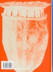 Po-Karl Blossfeldt - 4ème de couverture - Format classique