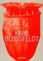Po-Karl Blossfeldt - Couverture - Format classique