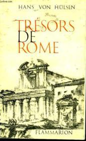 Tresors De Rome. - Couverture - Format classique