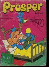 Prosper Poche - N°32 - Couverture - Format classique