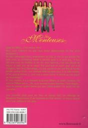 Gossip Girl ; Les Menteuses T.2 ; Secrets - 4ème de couverture - Format classique