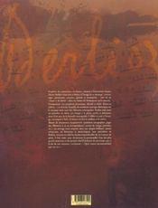 Hector Berlioz ; Episodes De La Vie D'Un Artiste - 4ème de couverture - Format classique