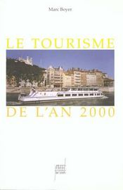 Le Tourisme De L'An 2000 - Intérieur - Format classique