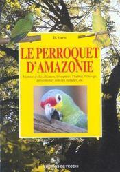 Perroquet D'Amazonie (Le) - Intérieur - Format classique