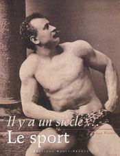 Il Y A Un Siecle Le Sport - Intérieur - Format classique